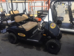 Used Equipment Sales UTILITY CART 4 PASS GAS W FLIP in Los Angeles CA