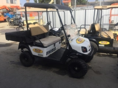Used Equipment Sales UTILITY CART 2 PASS GAS W BED in Los Angeles CA