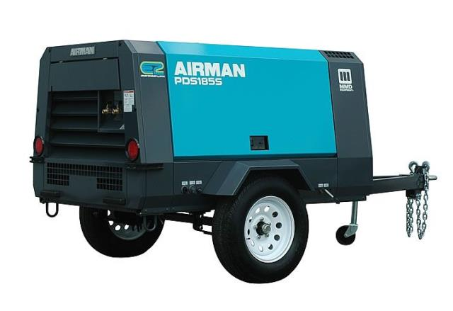 Where to find AIR COMPRESSOR 185 CFM , TOWAB in Los Angeles