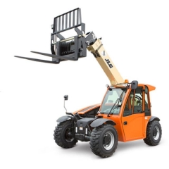 Rental store for FORKLIFT,5K LB, 18 TELESCOPING in Los Angeles CA