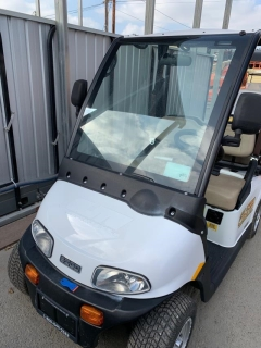 Used Equipment Sales UTLITY CART 2 PASSENGER ELECT in Los Angeles CA