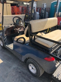 Used Equipment Sales UTILITY CART 4 PASSENGER ELECT in Los Angeles CA