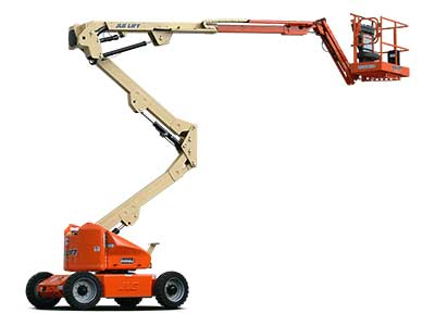 Electric Boom Lifts for rent in Artesia, Long Beach, Anaheim, San Diego, Palm Springs California