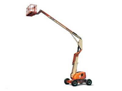 Articulating Boom Lifts for rent in Artesia, Long Beach, Anaheim, San Diego, Palm Springs California