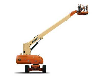 Straight Boom Lifts for rent in Artesia, Long Beach, Anaheim, San Diego, Palm Springs California