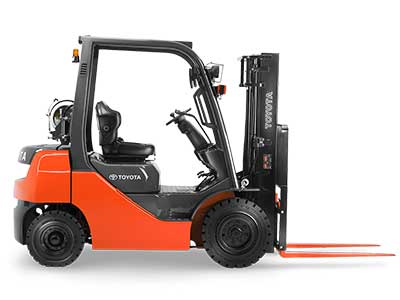 Forklifts for rent in Artesia, Long Beach, Anaheim, San Diego, Palm Springs California