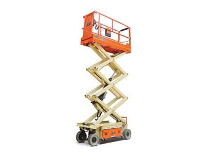 Electric Scissor Lifts for rent in Artesia, Long Beach, Anaheim, San Diego, Palm Springs California